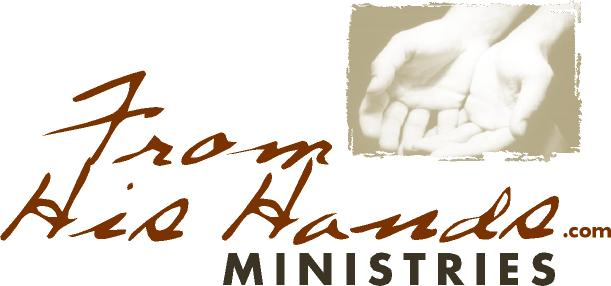 From His Hands Logo