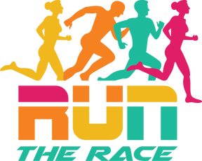 Run the Race Logo
